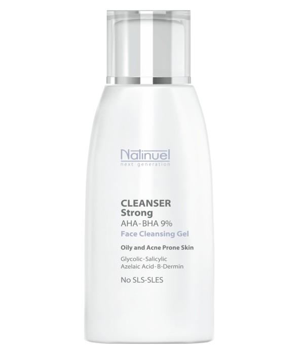 CLEANSER AHAs - BHA 9%