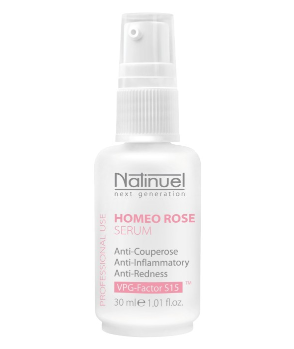 HOMEO ROSE SERUM